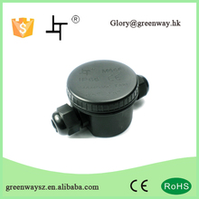 Waterproof junction box ip66 round electrical junction box