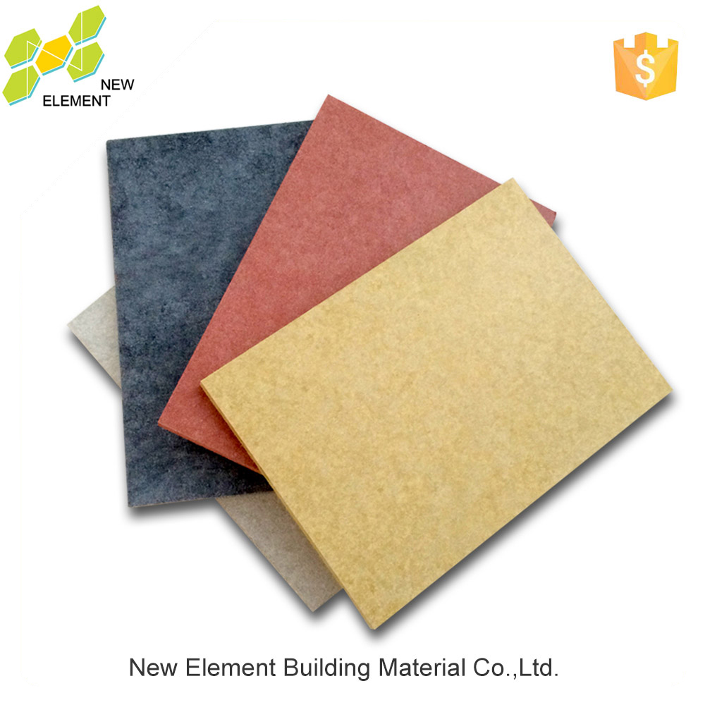 Fireproof Decorative Outdoor Lightweight Exterior Wall Panel Building Materials