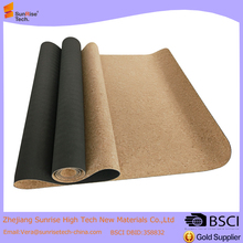 5MM cork yoga mat