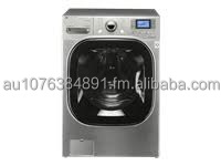 SteamWasher front-loading washer - 4.8 cu. ft - - Graphite steel - WM3875HVCA