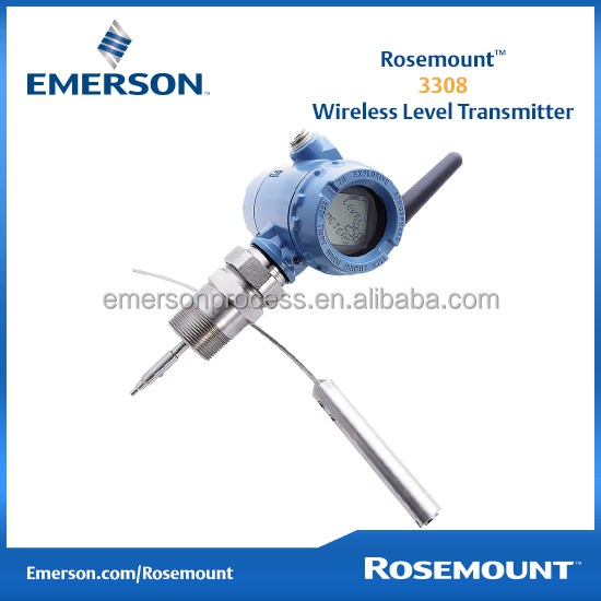 Emerson Rosemount 3308 Wireless Guided Wave Radar