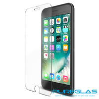 Pureglas 9 year top quality anti smudge anti broken 9H Mobile Phone tempered glass screen protector for iPhone 7 7plus