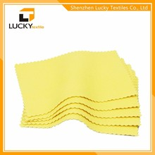 durable fashionable microfiber chamois cloth
