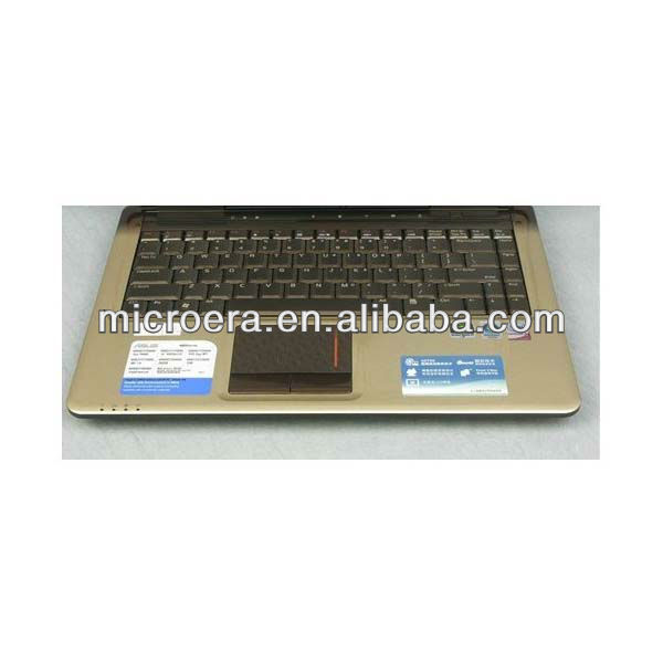 laptop top cover for asus N80 N81 N80V