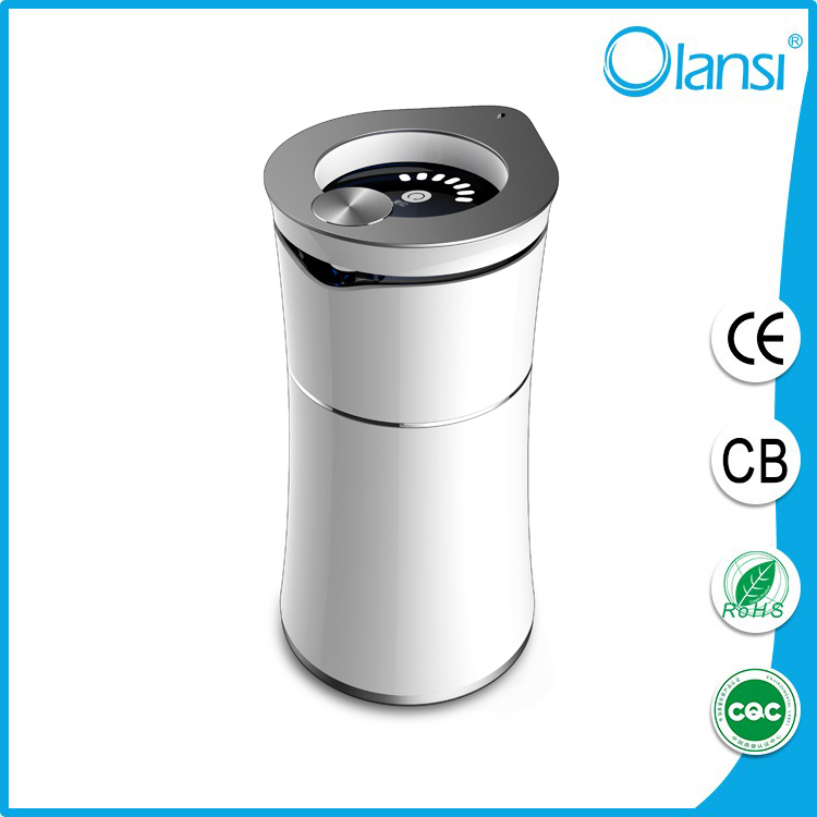 smart design desktop home water purifier,7-stage filters non electrical counter top water purifier