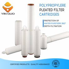 Hot selling pp 10 micron water filter cartridge purifier cartridge for <strong>filtration</strong>