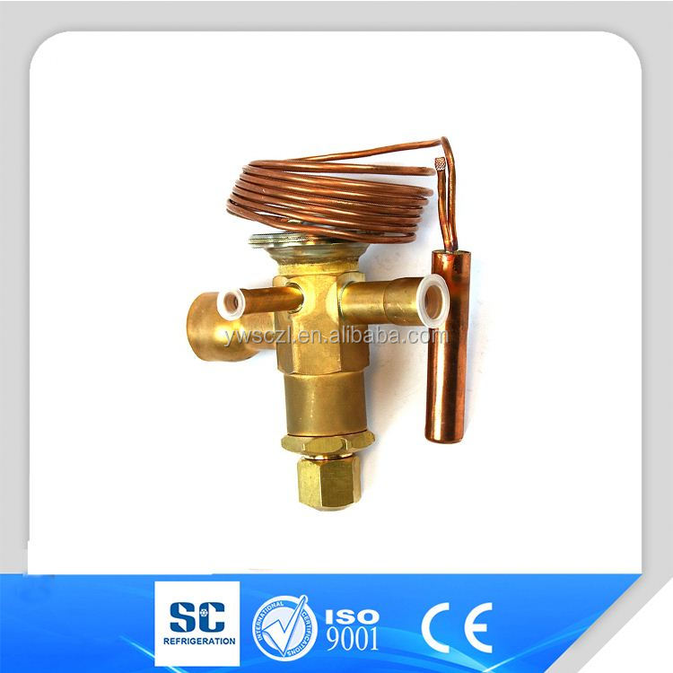 Cooling system 10~63kw cooling capacity thermal expansion valve