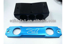Small aluminum cnc rectangular parts,small aluminum pieces