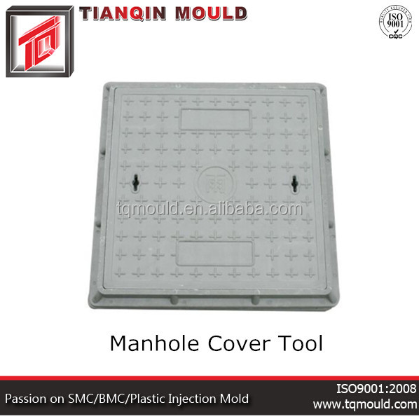 2016 popular mold sealed manhole covers/manhole cover mould