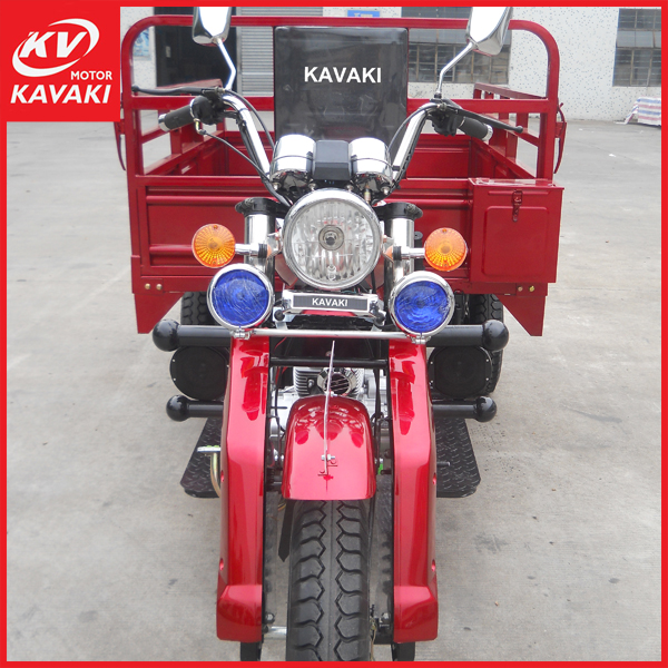 3 wheel automobile motocicleta heavy load front shock absorber motor bike taxi for sale with voice box