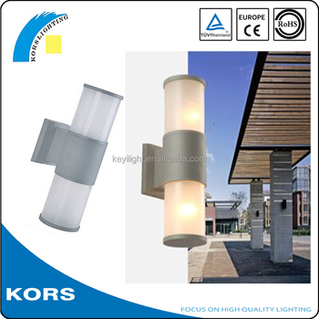 Ip 54 Up And Down Outdoor Wall Lamp Morden Exterior Wall Light ...