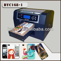 Print embossing effect, digital cell phone case UV printer