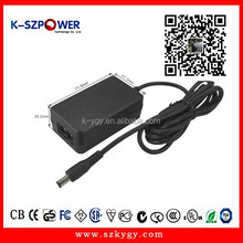 2015 k-08 12W series ygy powerpower adapter mac mini 12v 1a with CE UL