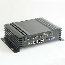 mini car pc/Intel D525 dual core 1.8G CPU/PC for Vehicle PC,Industrial motherboard,Embedded PC