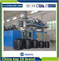 3 Layers Fuel Tank Manufacturing Machine