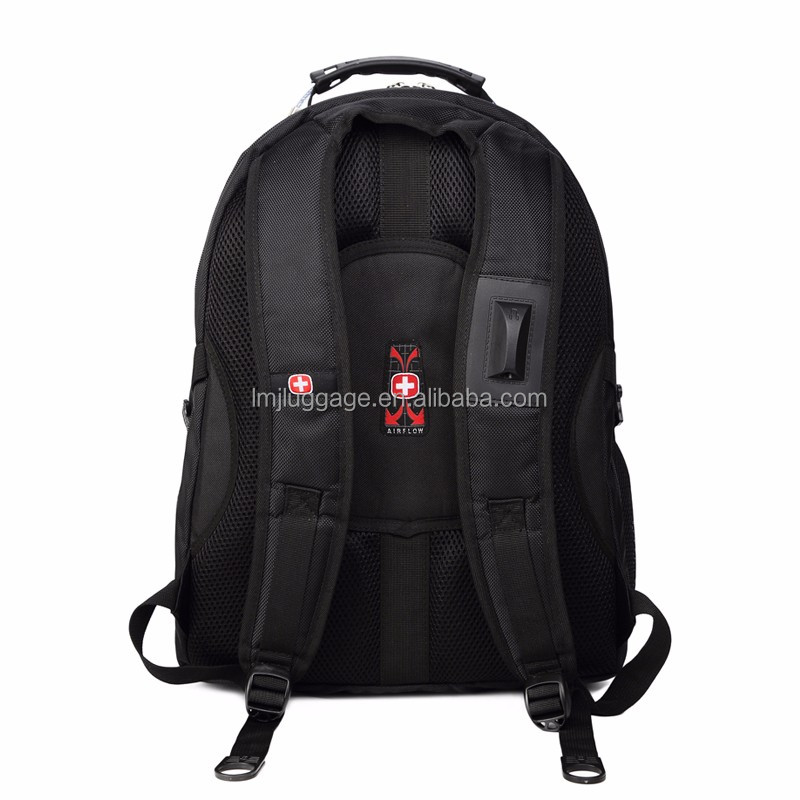 Wholesale fashion Backpack for women & men anti-theft & Waterproof university school students hp acer 15.6 inch laptop backpack