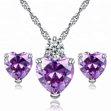 18k gold plated jewelry set 3 years no change color jewelry