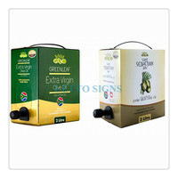 Hot selling cardboard box for bath & shower oil bath & shower oil packaging