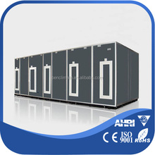 energy saving heat recovery air handling units