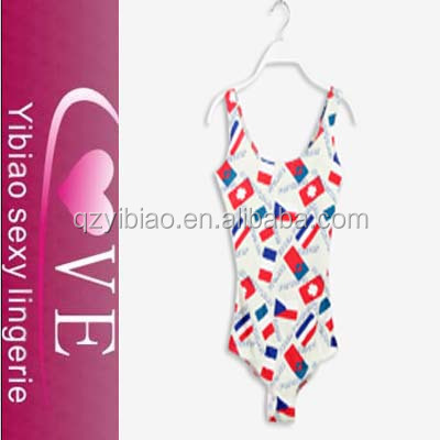 New design Sexy Girls Pretty One Piece Swimsuit