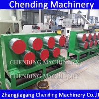 PET packing strap belt making machine production line