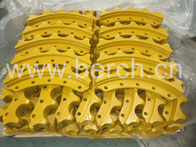 lower price excavator wheel drive chain sprocket/crane wheel for hot