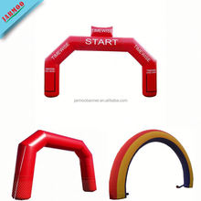 Customized Trade Show Waterproof Inflatable Racing Arch
