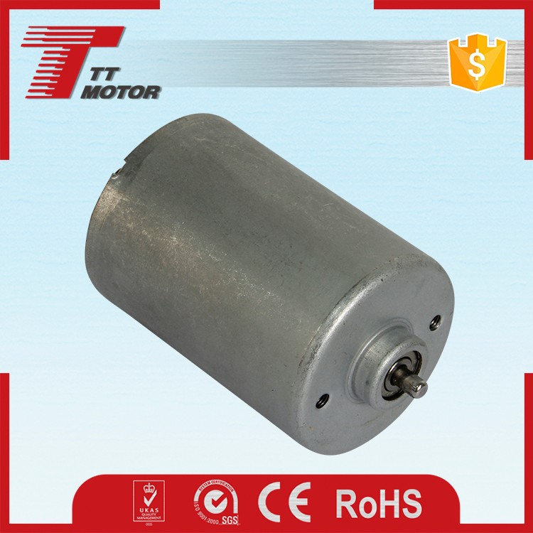 TEC2430 brushless motor 24v dc 4500 rpm no-load speed