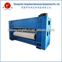 needle punched nonwoven felt raising machine