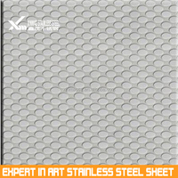 304 stainless steel 4*8 embossed cheap stainless steel sheet