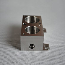 Non-Standard CNC machined aluminum/brass CNC bicycle parts