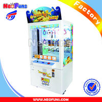 New game Key Master prize vending machine/unique vending machines
