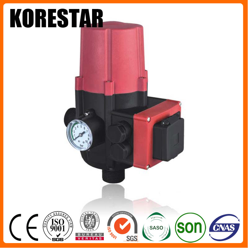 Korestar PC4 controller automatic pressure control switch for water pump