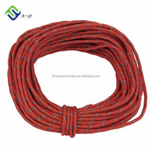 Solid braided pp mooring ropes on sale