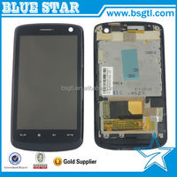 For HTC HD T8282 T8285 T8288 LCD digitizer assembly accept Paypal