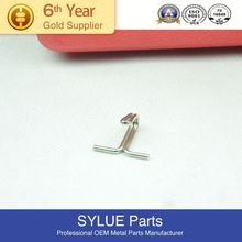 Professional Aluminum acme engine parts Nickel Plated
