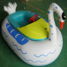 Factory price electric bumper boat inflatable boat water toys boat
