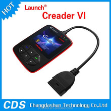 100% Original Launch Creader 6+ support JOBD OBD code scanner creader VI+ VI Plus OBD2 OBDII diagnostic tool