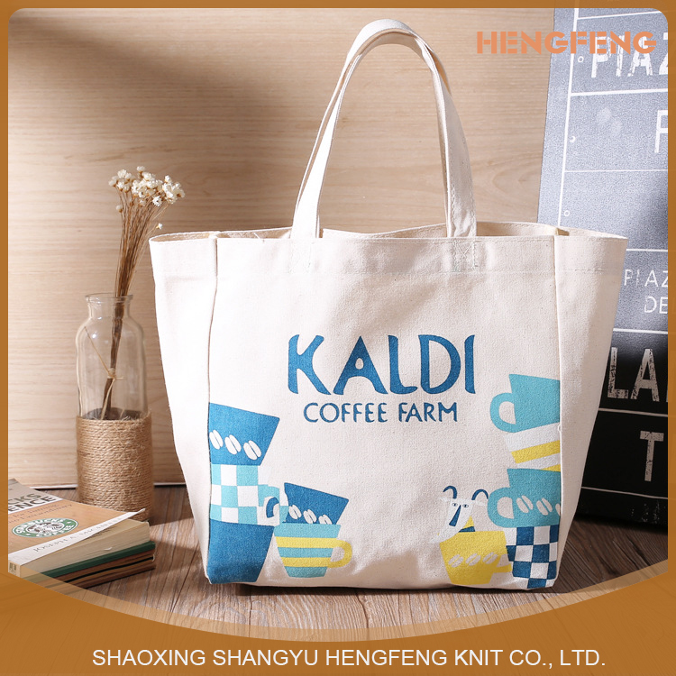 Manufacturers customized environmental canvas shopping bags cotton cloth bags polyester cotton shopping bags