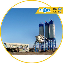 HZS25 small precast concrete admixture mixing plant for sale