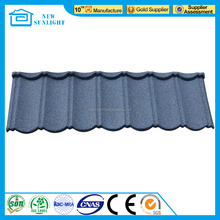 Long Life Japanese Stone Coated Steel Roof Tile for Sale