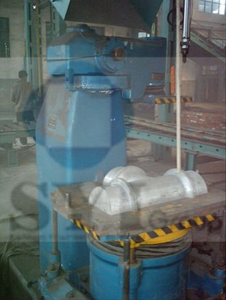 Professional Steel Casting Foundry - SYI Group