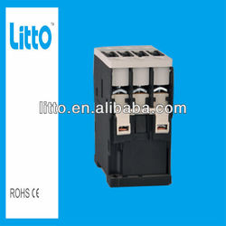 LP1-D series IEC certificate DC operated AC Contactor 660V
