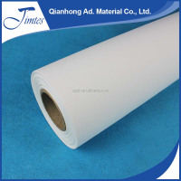 Good quality inkjet printing canvas for adverting decoration