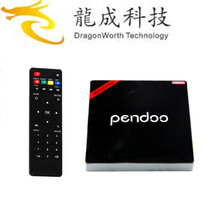 2017 Pendoo Minimx Pro S912 2G 16G android tv box digital satellite receiver m8s xnxx 4k hd with great price Android 6.0 TV Box