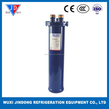 Refrigeration parts oil separator flanged oil separator 1.125inch ODF
