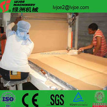 whole production line of gypsum board + less investment