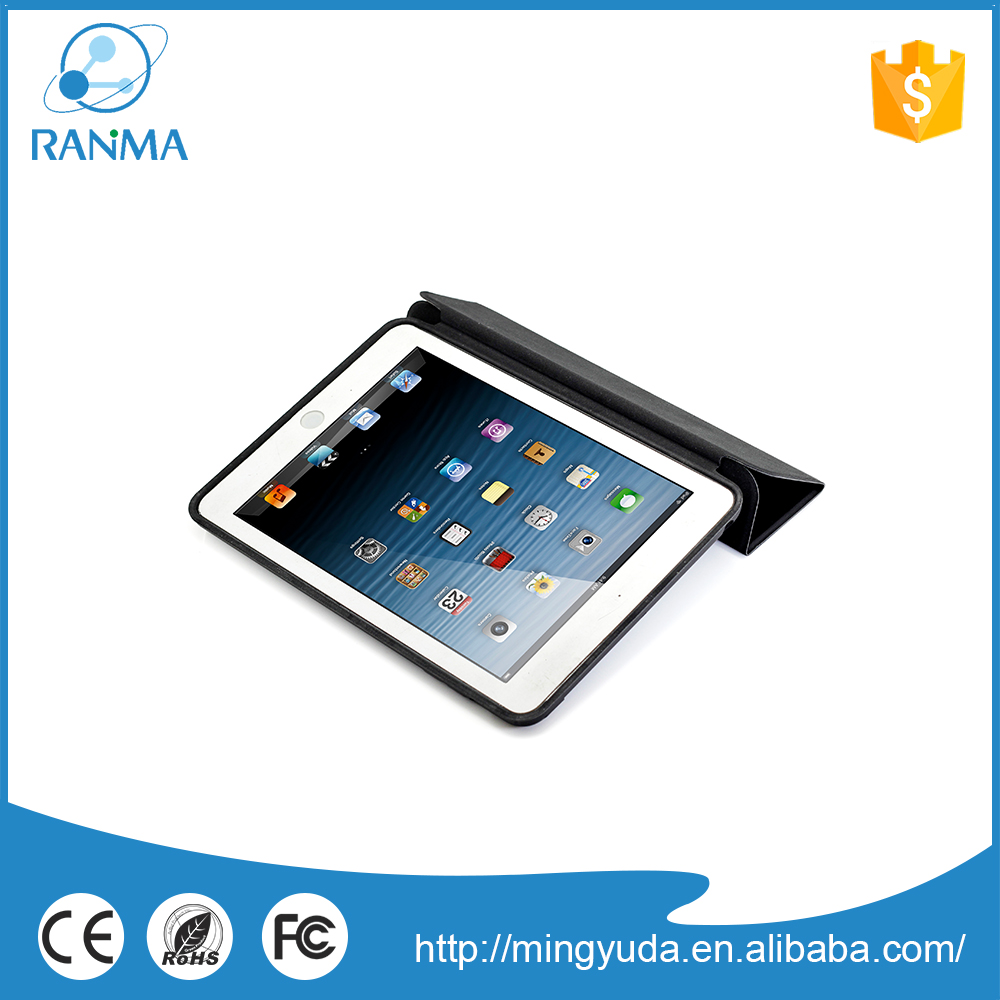 Factory Oem Service customize universal leather case for ipad mini