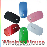 Optical Wireless Mouse With 2.4G Receiver Mini Mice Cordless Scroll adjustable DPI