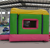 Party balloon bouncy castle/inflatable bouncer/bouncer